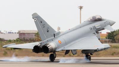C.16-70 - Eurofighter Typhoon EF2000 - Spain - Air Force