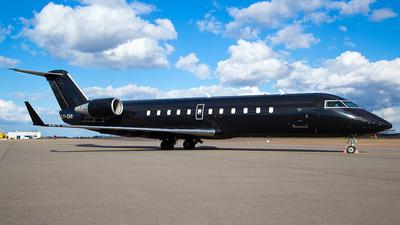 LY-ZAB - Bombardier CRJ-200LR - KlasJet