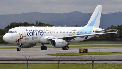 HC-CGW - Airbus A320-233 - TAME Ecuador