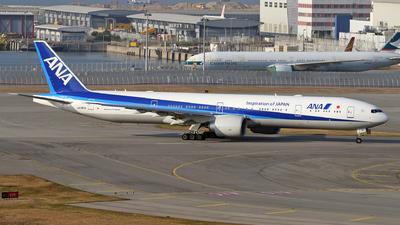 JA797A - Boeing 777-381ER - All Nippon Airways (ANA)