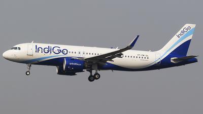 A picture of VTITW - Airbus A320271N - IndiGo - © Akshay M