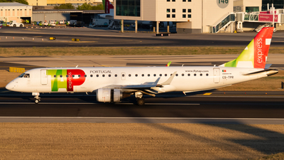 CS-TPR - Embraer 190-100LR - TAP Express