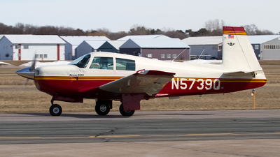 N5739Q - Mooney M20C - Private