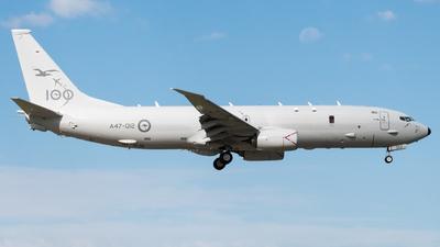 A47-012 - Boeing P-8A Poseidon - Australia - Royal Australian Air Force (RAAF)