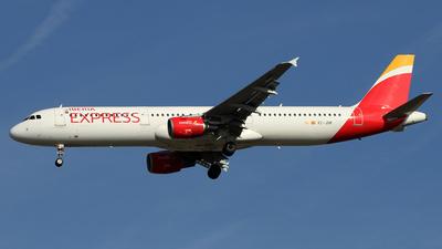 EC-JDR - Airbus A321-213 - Iberia Express