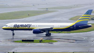 C-GMYE - Boeing 757-28A - HMY Harmony Airways