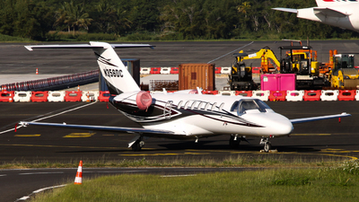 N356DC - Cessna 525B CitationJet 3 - Private