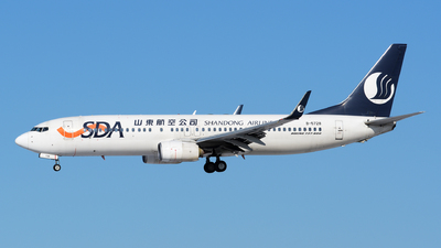 B-5728 - Boeing 737-89L - Shandong Airlines