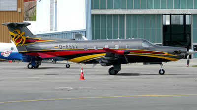 D-FEEL - Pilatus PC-12/47E - Private