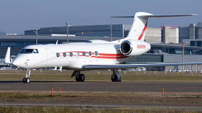 N386RW - Gulfstream G550 - Private