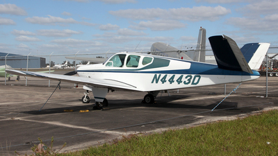 N4443D - Beechcraft G35 Bonanza - Private