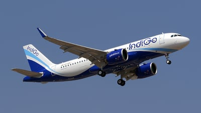 VT-ITO - Airbus A320-271N - IndiGo Airlines