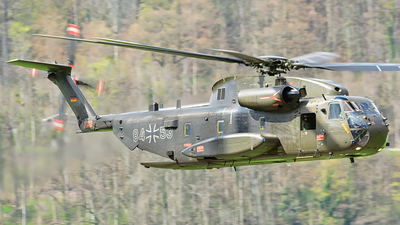 84-53 - Sikorsky CH-53GA - Germany - Air Force