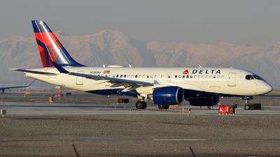 N115DU - Airbus A220-100 - Delta Air Lines
