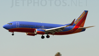 N380SW - Boeing 737-3H4 - Southwest Airlines