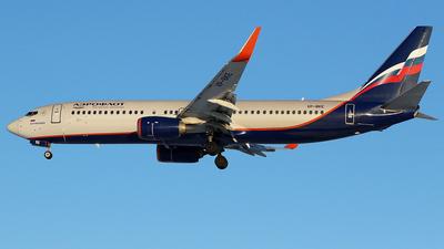 VP-BKE - Boeing 737-8LJ - Aeroflot