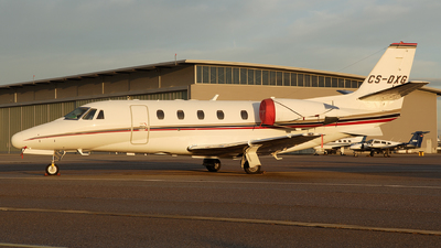 CS-DXG - Cessna 560XL Citation XLS - NetJets Europe