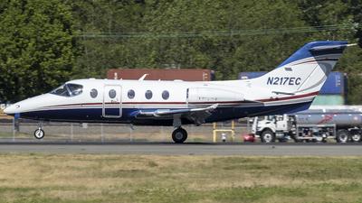 N217EC - Beechcraft 400A Beechjet - Redleg Air
