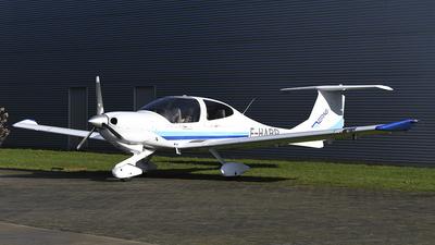 F-HABR - Diamond DA-40D Diamond Star TDI - Ecole de Pilotage Amaury de la Grange