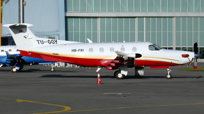 HB-FRI - Pilatus PC-12/47E - Pilatus Aircraft