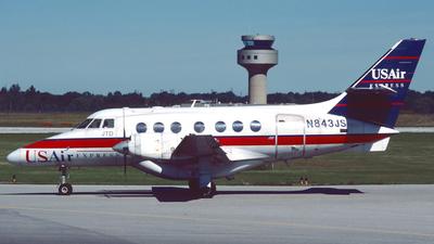 N843JS - British Aerospace Jetstream 31 - USAir Express (Chautauqua Airlines)