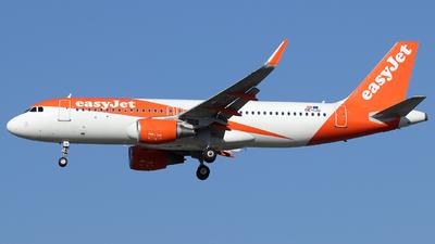 OE-IJU - Airbus A320-214 - easyJet Europe