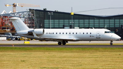 OY-RJL - Bombardier CL-600-2B19 Challenger 800 - Cimber AS