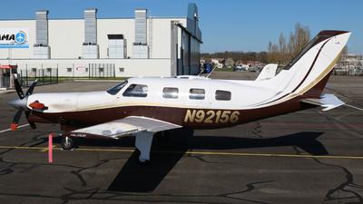N92156 - Piper PA-46-350P Malibu Mirage/Jetprop DLX - Private