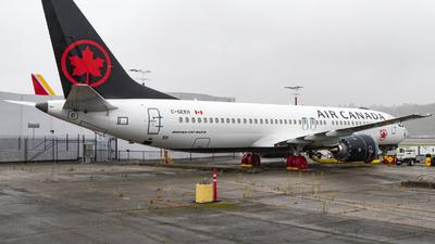 C-GEKH - Boeing 737-8 MAX - Air Canada