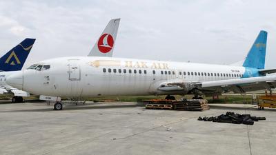 5N-BOW - Boeing 737-4U3 - Hak Air