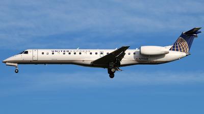N11548 - Embraer ERJ-145LR - United Express (ExpressJet Airlines)