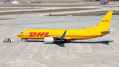 N737KT - Boeing 737-86N(BDSF) - DHL (Swift Air)