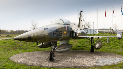 K-3068 - Canadair NF-5A Freedom Fighter - Netherlands - Royal Air Force