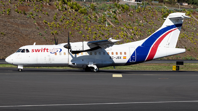 EC-JBX - ATR 42-300(F) - Swiftair