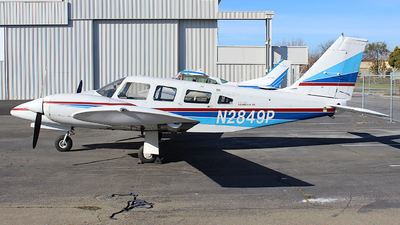 N2849P - Piper PA-34-200T Seneca II - Private