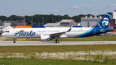 D-AVXO - Airbus A321-253N - Alaska Airlines