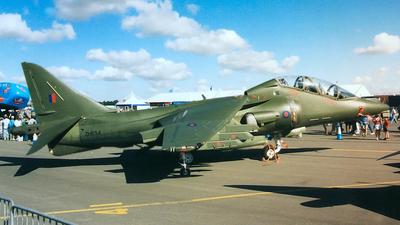 ZH654 - British Aerospace Harrier T.10 - United Kingdom - Royal Air Force (RAF)