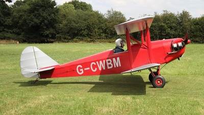 G-CWBM - Currie Wot - Private