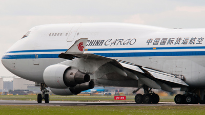 B-2460 - Boeing 747-4J6(BCF) - Air China Cargo