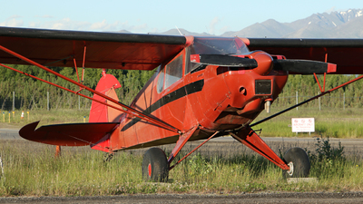 N4250H - Piper PA-14 Cruiser - Private