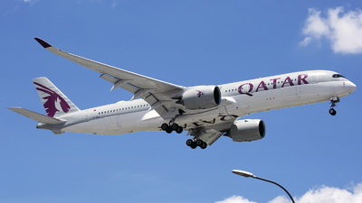 A picture of A7ALA - Airbus A350941 - Qatar Airways - © Thanh Ho - SFAP