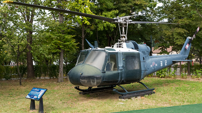 12542 - Bell UH-1B Huey - South Korea - Air Force