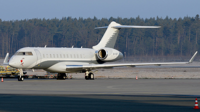 A picture of 9HSRT - Bombardier Global Express -  - © Günther Feniuk