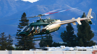 N400EE - Bell 407 - Private