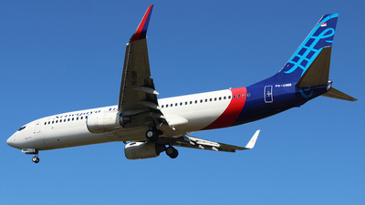 PK-CMR - Boeing 737-85F - Sriwijaya Air