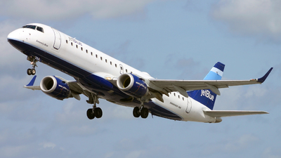 N284JB - Embraer 190-100IGW - jetBlue Airways