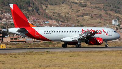 N680TA - Airbus A320-233 - Avianca Central America
