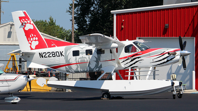 A picture of N228QK - Quest Kodiak 100 - [1000228] - © Huy Do