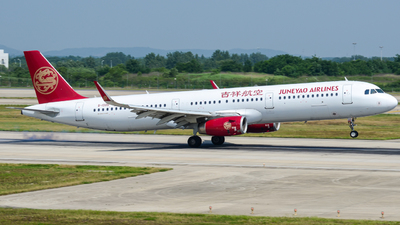 B-1005 - Airbus A321-231 - Juneyao Airlines