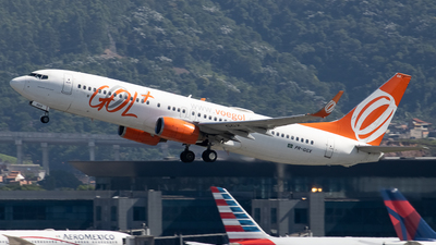 A picture of PRGXX - Boeing 7378EH - GOL Linhas Aereas - © Felipe Oliveira - oliver_spotting